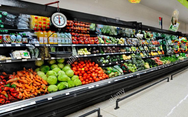 Costa Rica Supermarket Merchandising Practices
