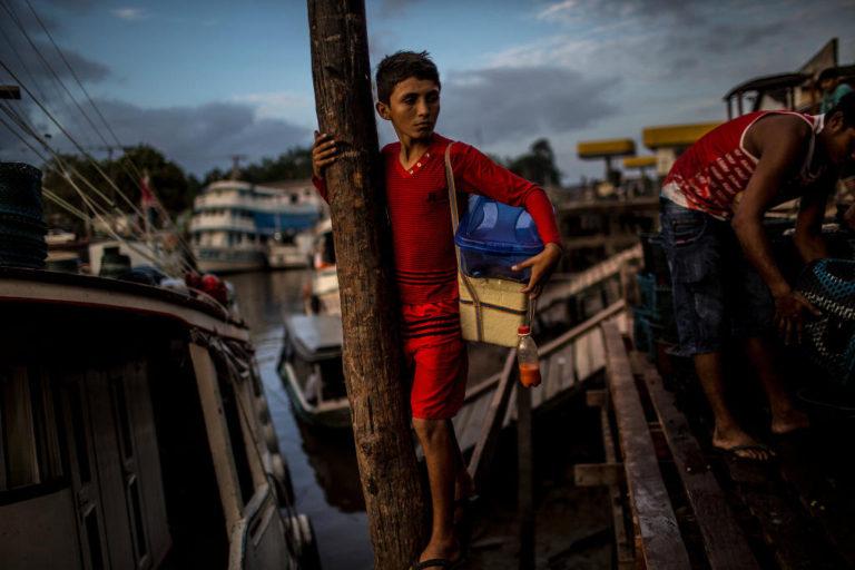 Pirates Threatening Brazilian Amazon Highlight Regional Security Concern