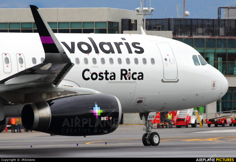 Volaris looking to fly between Costa Rica and Colombia cities