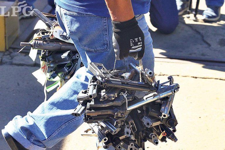Stolen Guns Fuel El Salvador Black Market for Arms