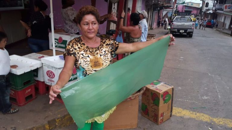Bluefields, Nicaragua Readying For Hurricane Otto
