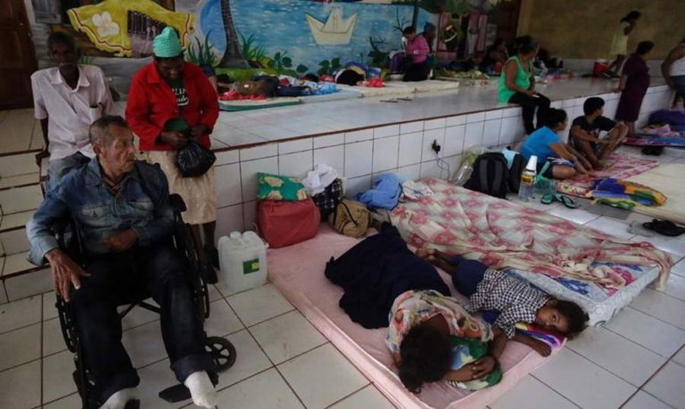 Deadly Hurricane Descends on Nicaragua