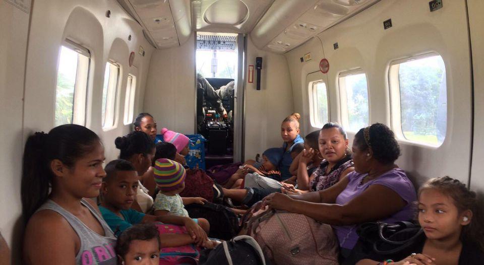 evacuacion-pobladores-comunidades-caribe