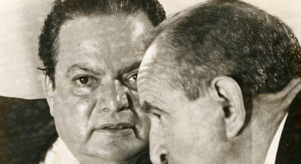 "Luis Alberto Monge Álvarez, the last of the ""constituents"" of Costa Rica, dead at 90"