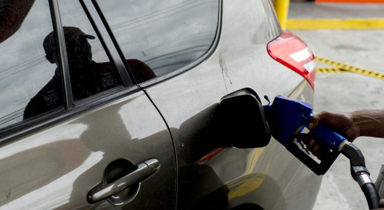 Regulator Freezes Drops In Gasoline Prices