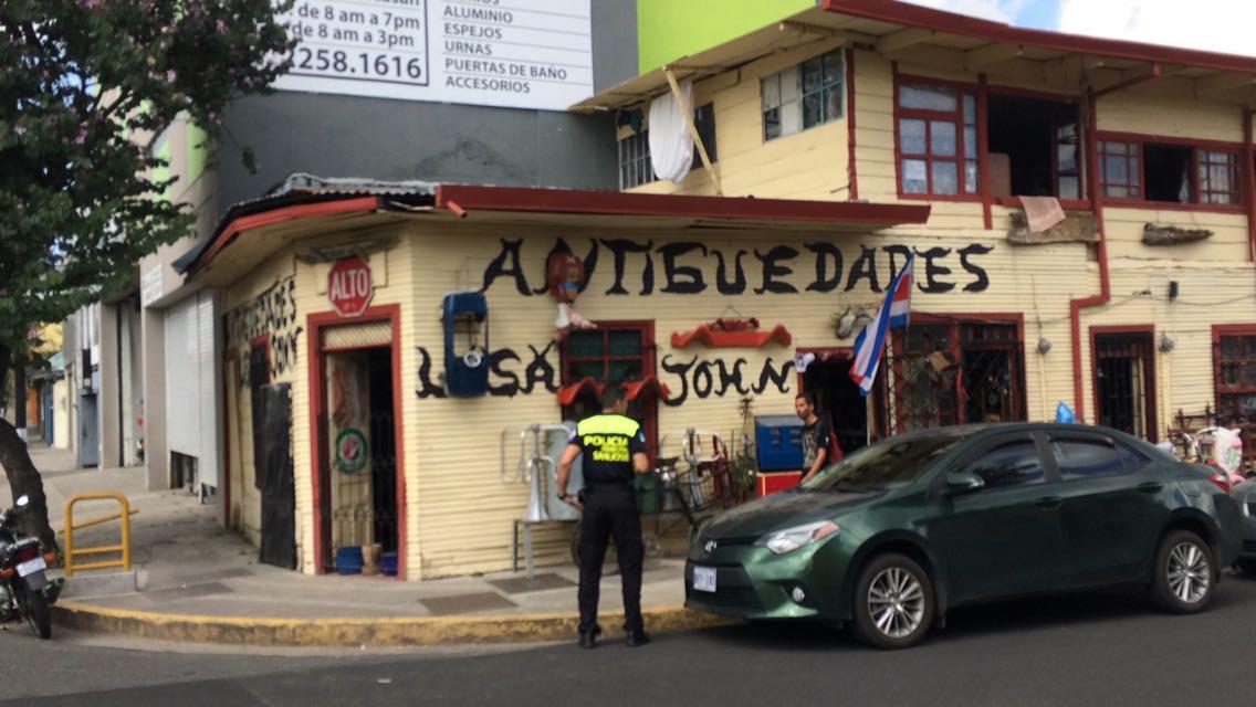 Photo from Policía Municipal de San José