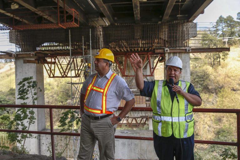 """Minister of Transport To Resign if """"Platina"""" Bridge Work Not FInished on Time"""