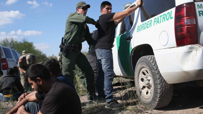 """coyotes """"using the results of United States presidential election as a ruse to lure Hondurans into giving them money to travel illegally to the United States."""""""