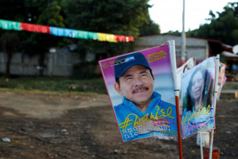 Nicaragua Votes Today