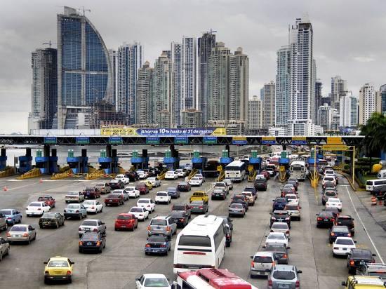 Panama Traffic