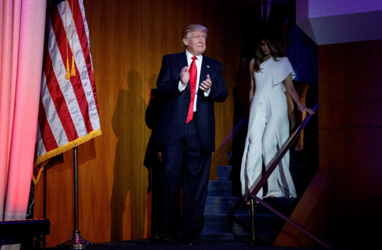 President-elect Trump Won't Be Moving Into White House After Election Win