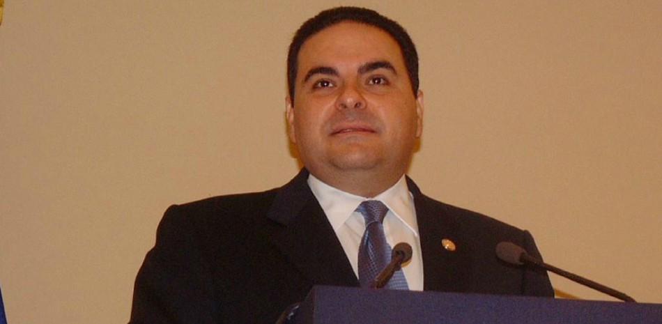 Elias Antonio Saca was President of ARENA from 2004 to 2009. (El Diario de Hoy)