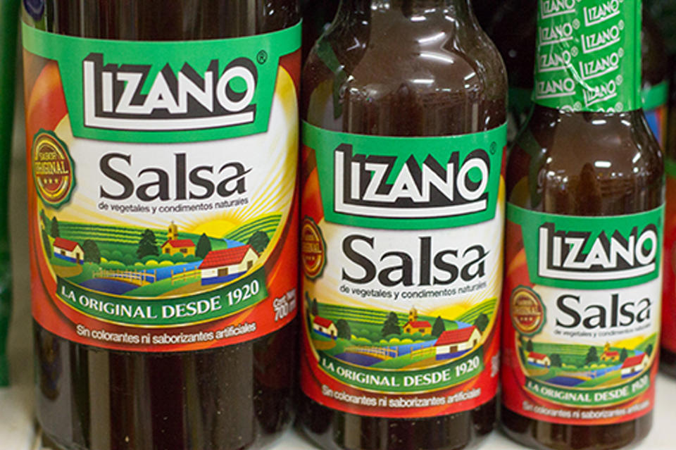 Salsa Lizano