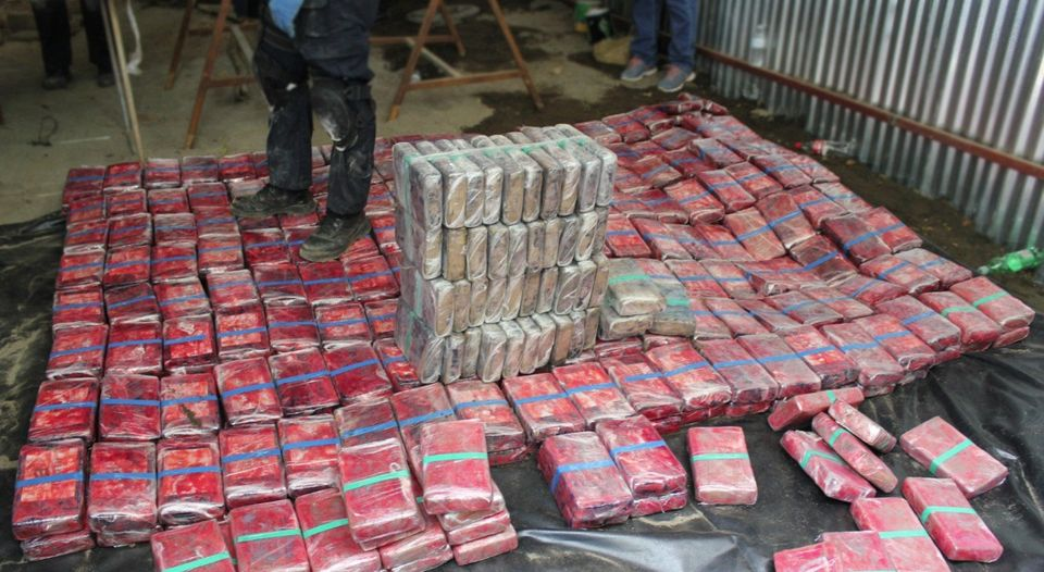 Authorities seized more than three tons of drugs over the course of the two-year investigation, that culminated this week with the arrest of 14 across the country, including the alleged leader of the group