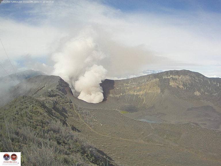 Is The Turrialba Volcano Ready To Blow? Science Says Maybe