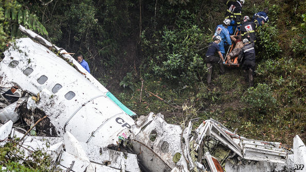 Why the Chapecoense Football Team's Plane Ran Out Of Fuel