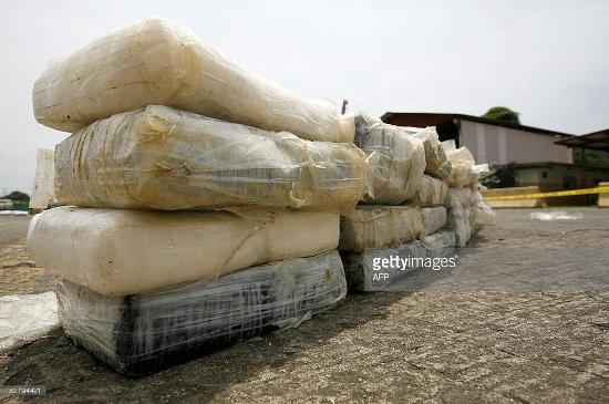 Panama's Record Drug Seizures Reflect Colombia's Cocaine Boom