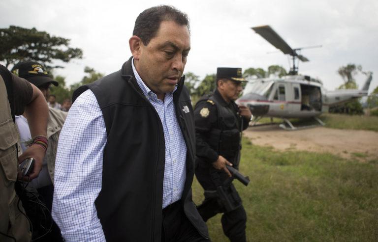 Guatemala's Mafia State