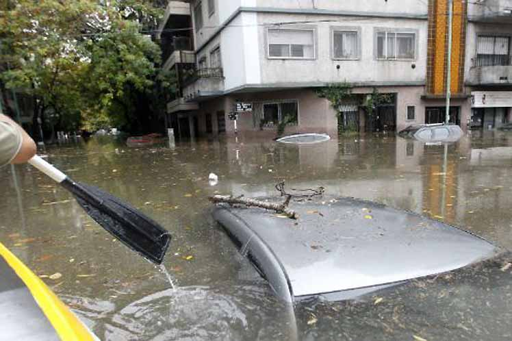 300 Evacuated in Buenos Aires, Argentina Due to Heavy Rains