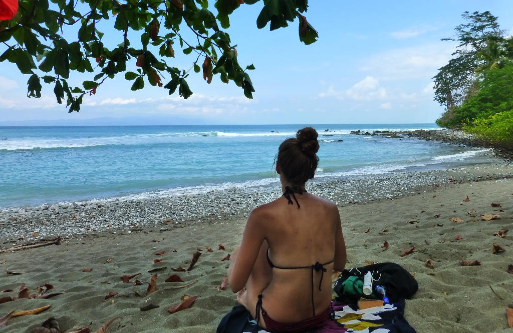 Puerto Jimenez may not be the place to go if you are looking for the all-out pampering a five-star resort can offer.