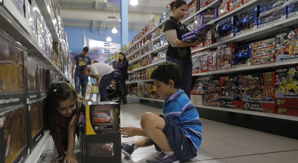 Retailers say the local market is demanding and growing steadily. Photo Mayela Lopez, La Nacion