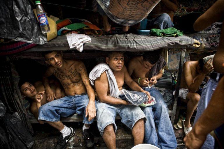 The Extraordinary Hell Of El Salvador's Gang Prisons
