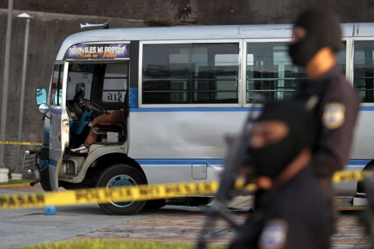 The Bus Route That Institutionalized Extortion in El Salvador