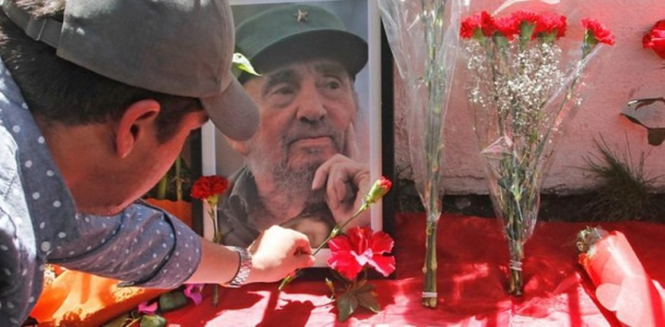 Many have stayed quiet over the death of the Cuban dictator.