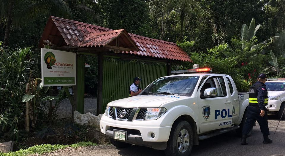 The murder occurred on October 27, in the property owned by the victim. Photo La Nacion