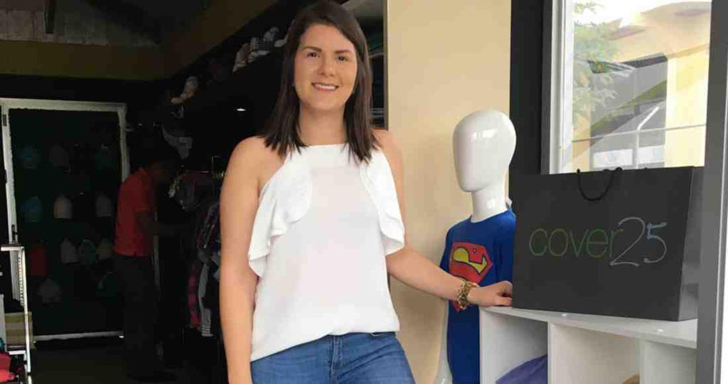 Karen Barrantes decided that her store, Cover 25, would not profit from Black Friday.