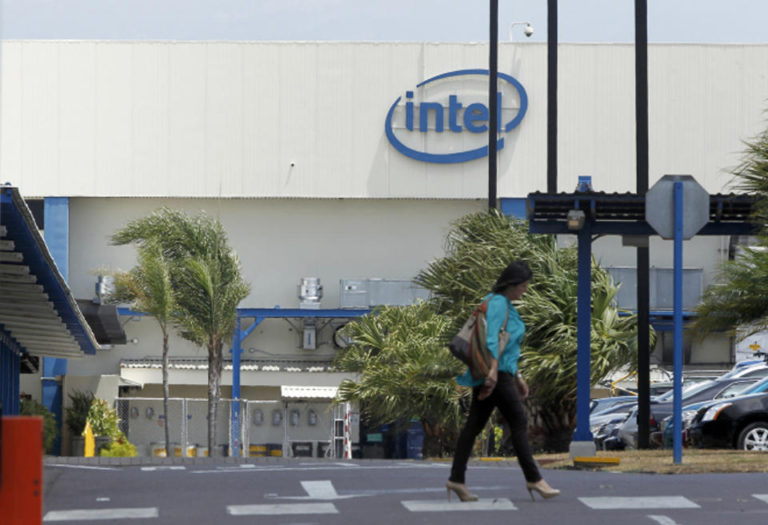 Intel Costa Rica would once again be one of the main plants outside the U.S.