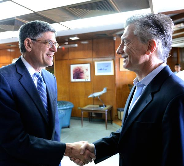 Argentina and U.S. to Share Tax Information