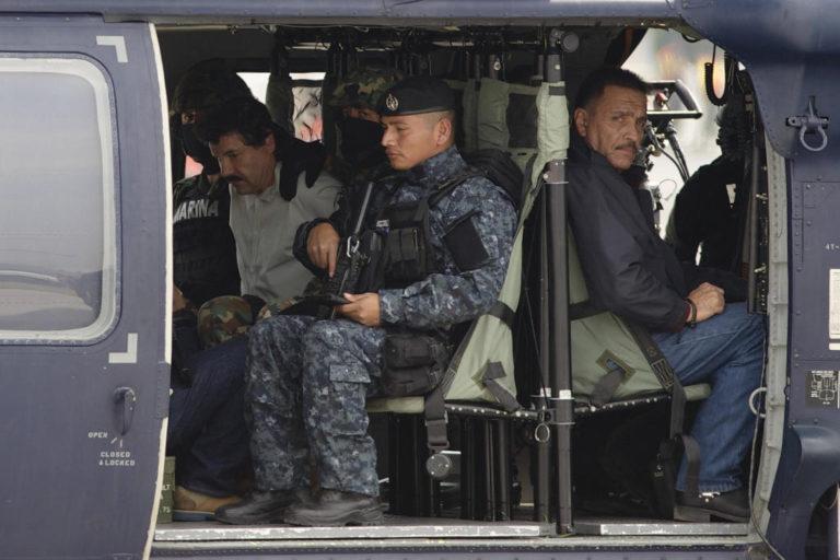 Mexico Extradites 'El Chapo' Guzmán