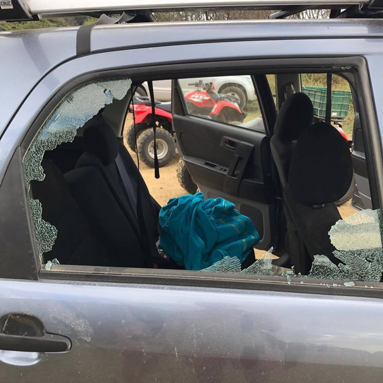 Avoid Getting Your Car Broken Into In Costa Rica