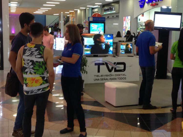 Digital Television (TDV) Will Free Up Bands For Mobile Broadband Services