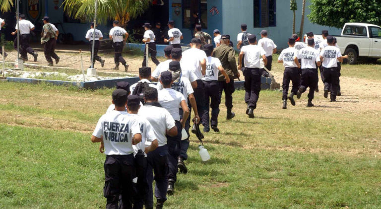 Costa Rica To Fast-Track Training Of New Police Recruits