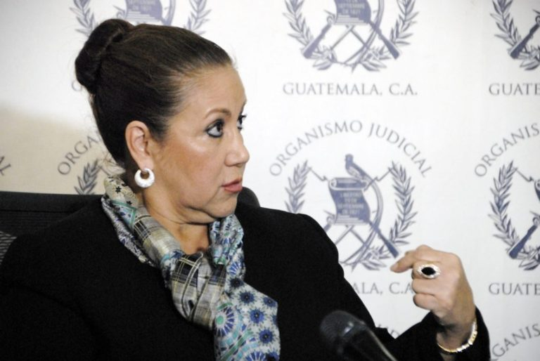 Guatemala Judge Flees Country Fearing Own Judiciary Colleague