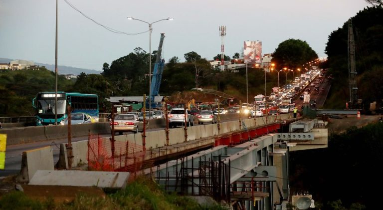 MOPT To Close 'Platina' Bridge For More Than A Month