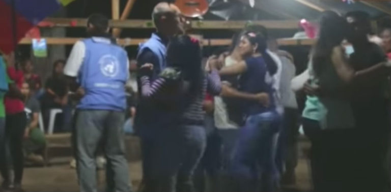 UN Officials Party with FARC Guerrillas They Are Supposed to Monitor