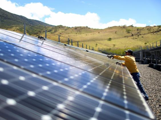 Cost of Solar Energy Continues to Fall
