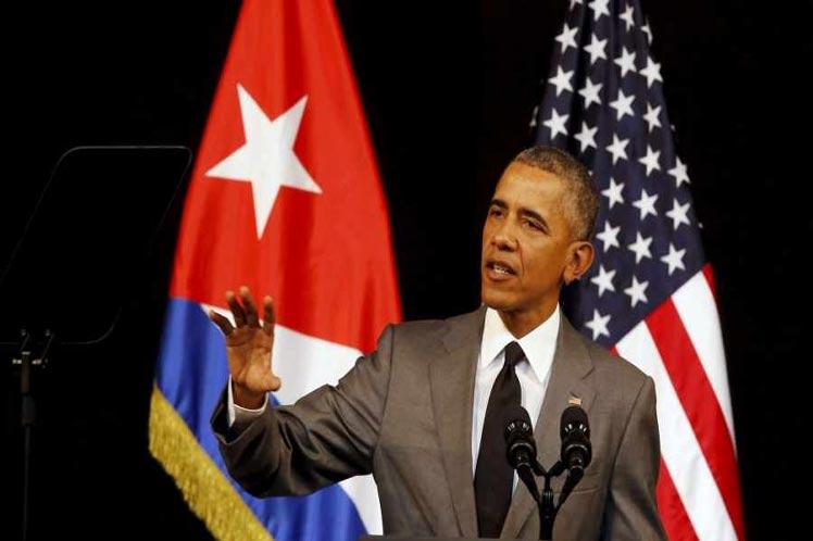 Cuba Finds Obama's Migration Decision Positive
