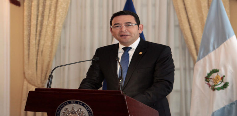 The Dangerous Politicization of Guatemala's Justice System