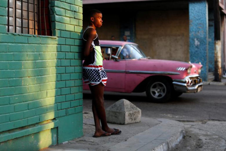 Cubans On Road to U.S. Distraught About Newly Closed Border