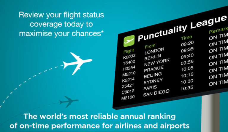 Find Out Which Are The Most Punctual Airlines Landing in Costa Rica