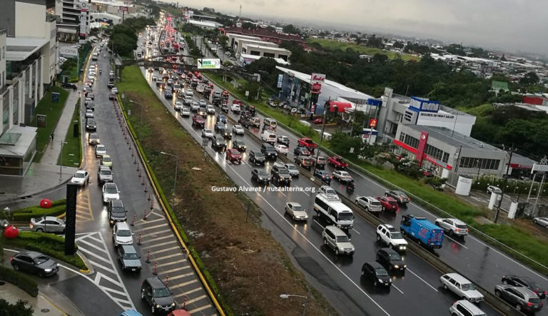 Ruta 27 To Be Expanded: Six Lanes From La Sabana To Cuiadad Colon and Four Lanes To Caldera
