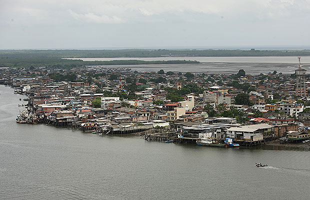 Colombia Port Town in Bloody Battle Over Former FARC Turf
