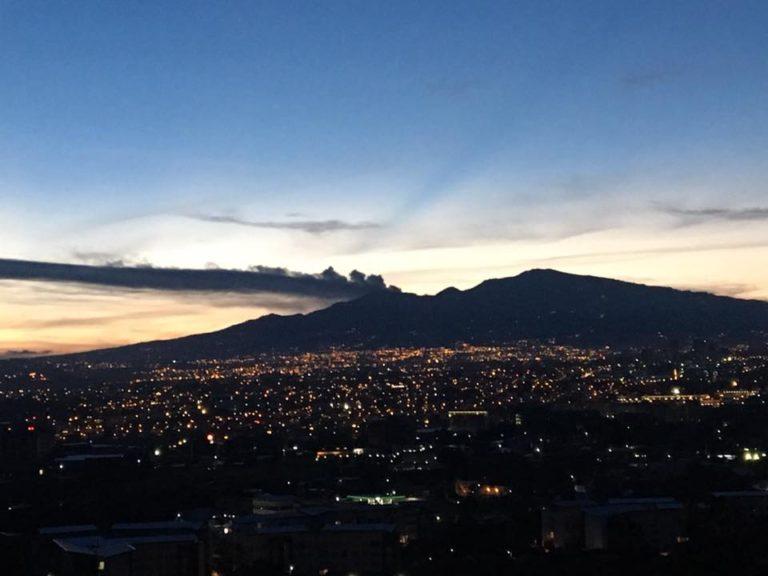 Turrialba Volcano Spews 'Juvenile Rocks'