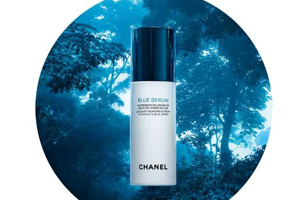 Costa Rica Green Coffee Inspired Chanel's Blue Serum