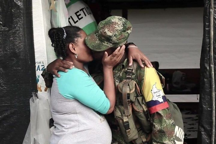 Baby Boom in Colombia's Farc Rebel Army