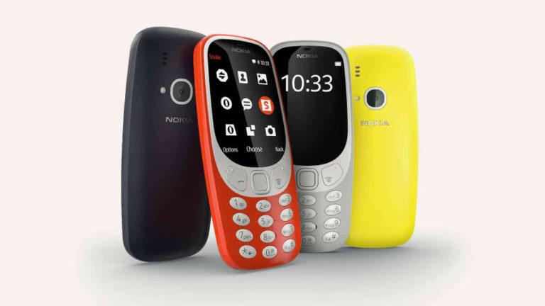 Nokia Returns Life To The 3310